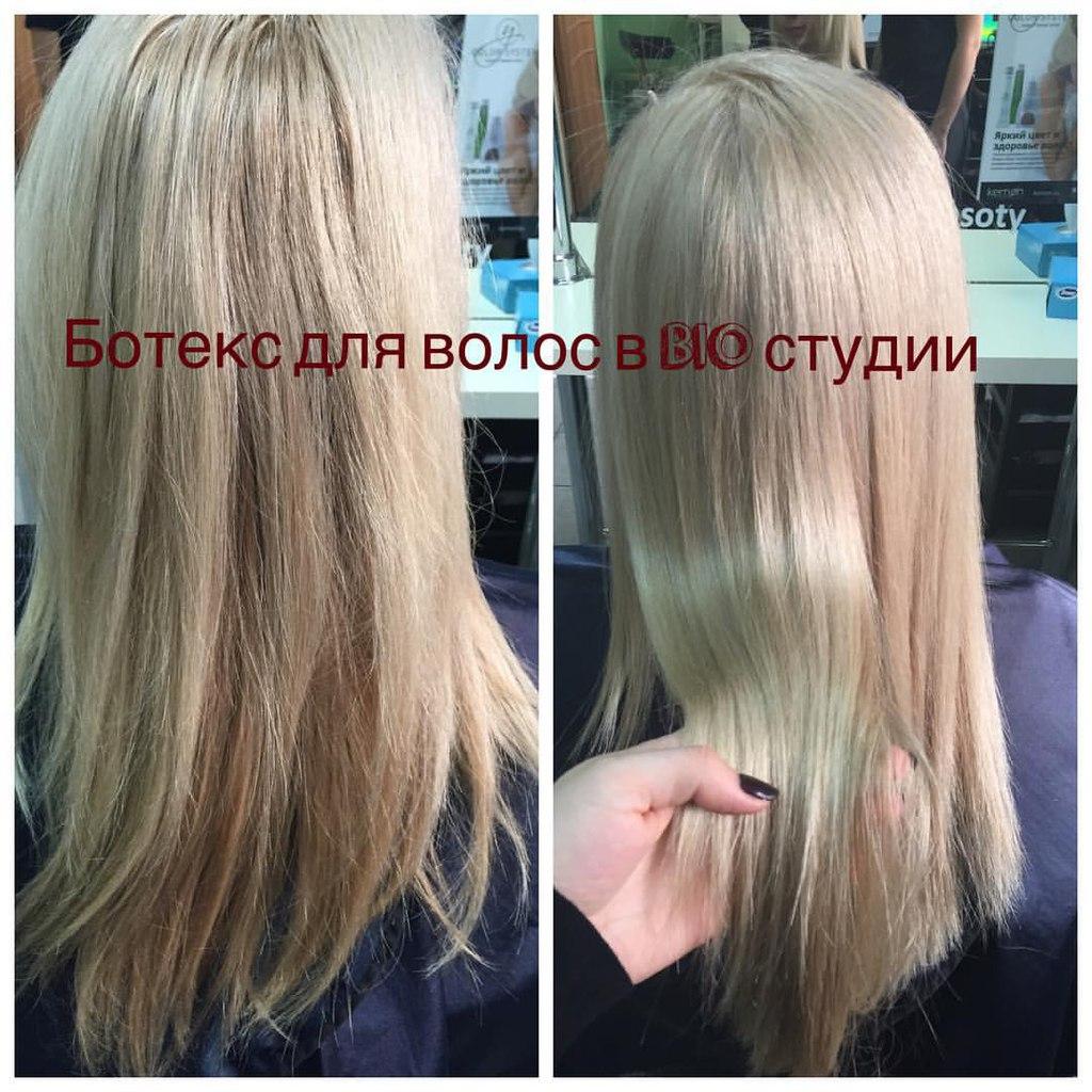 Ботокс для волос какая фирма лучше отзывы